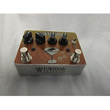 Tortuga Dirty Martini Effect Pedal