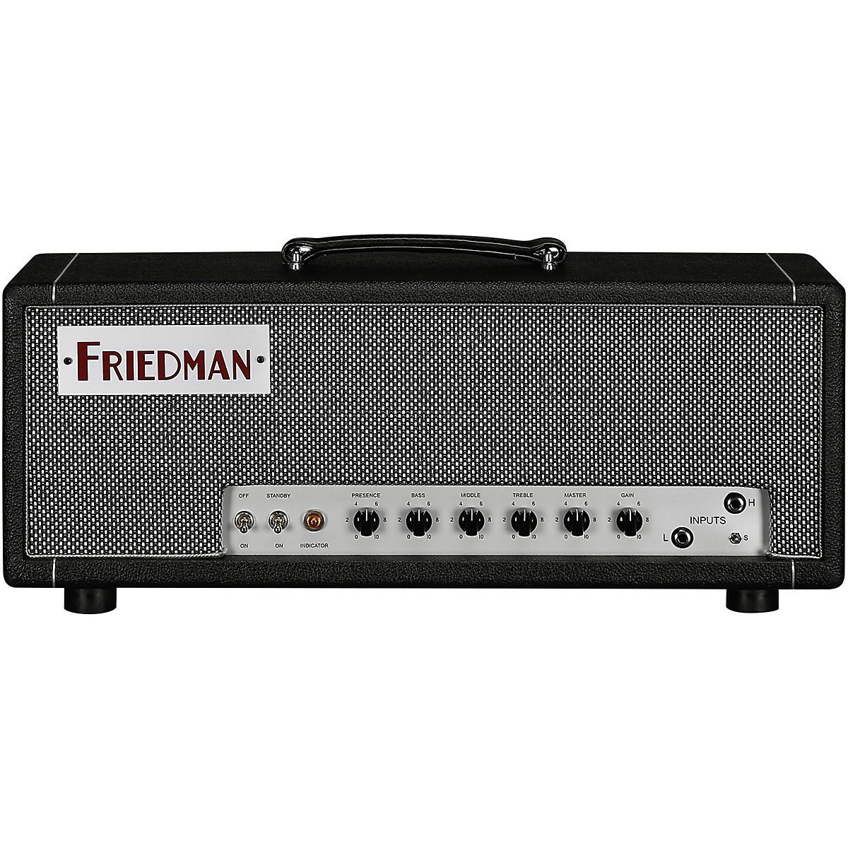 Friedman Dirty Shirley 40W Tube Guitar Head