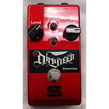 Seymour Duncan Dirtydeed Distortion Effect Pedal