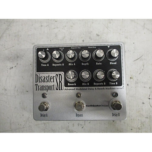Earthquaker Devices Disaster Transport SR Advanced Modulated Delay & Reverb Effect Pedal