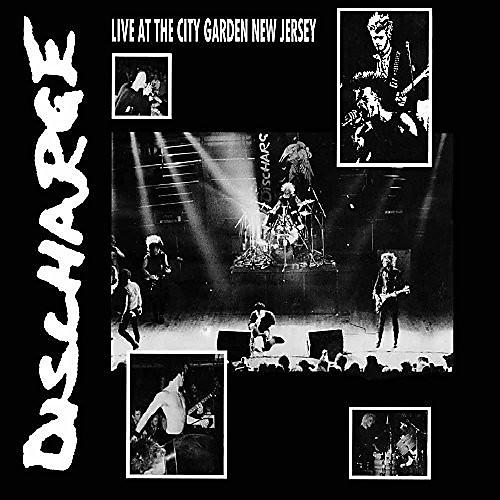 Alliance Discharge - Live At City Garden New Jersey