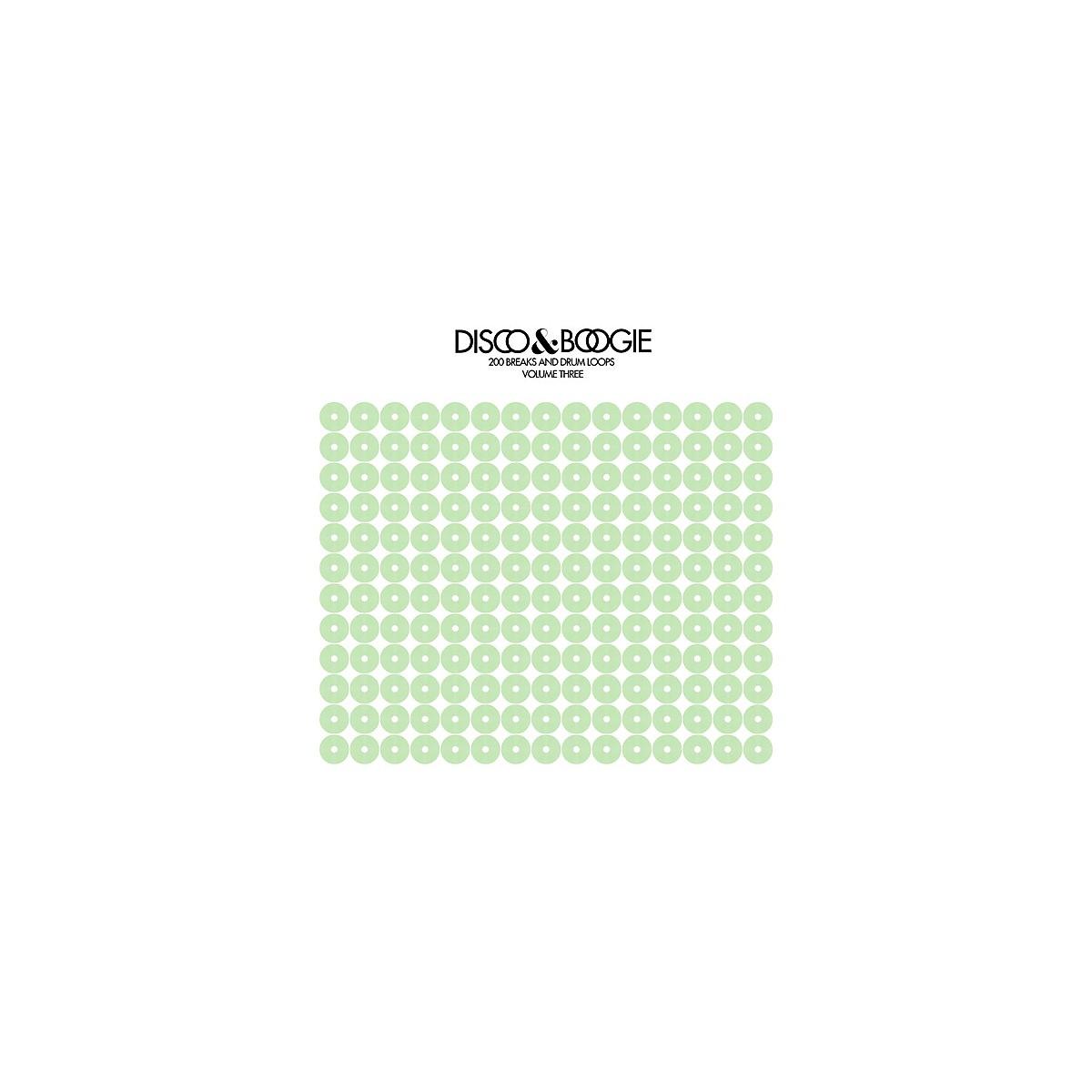 Alliance Disco & Boogie - 200 Breaks & Drum Loops 3