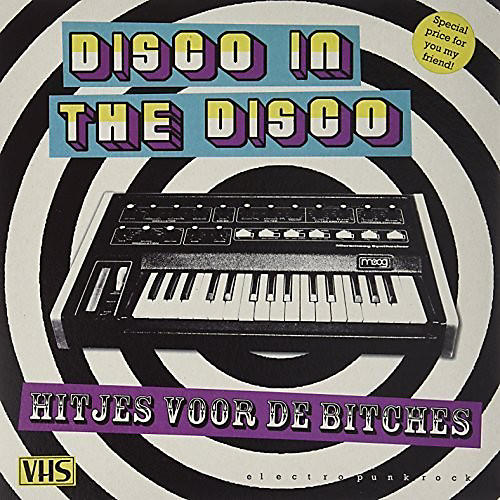 Alliance Disco In the Disco - Hitjes Voor de Bitches