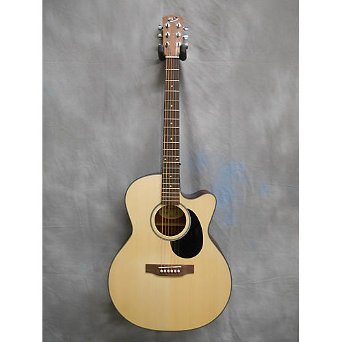 Bedell Discovery BDMCE18M Orchestra Cutaway Acoustic Electric Guitar