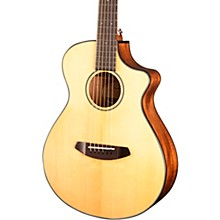 Discovery Companion Cutaway CE Acoustic-Electric Guitar Natural