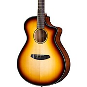 Discovery Concert CE Acoustic-Electric Guitar Edge Burst