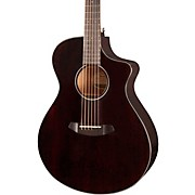 Discovery Concert CE Black Widow Acoustic-Electric Guitar Black Widow