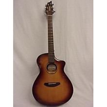 Breedlove Discovery Concert Cutaway Acoustic Electric Guitar