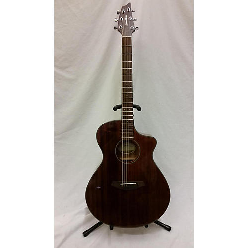 Breedlove Discovery Concert Cutaway CE MH Acoustic Guitar