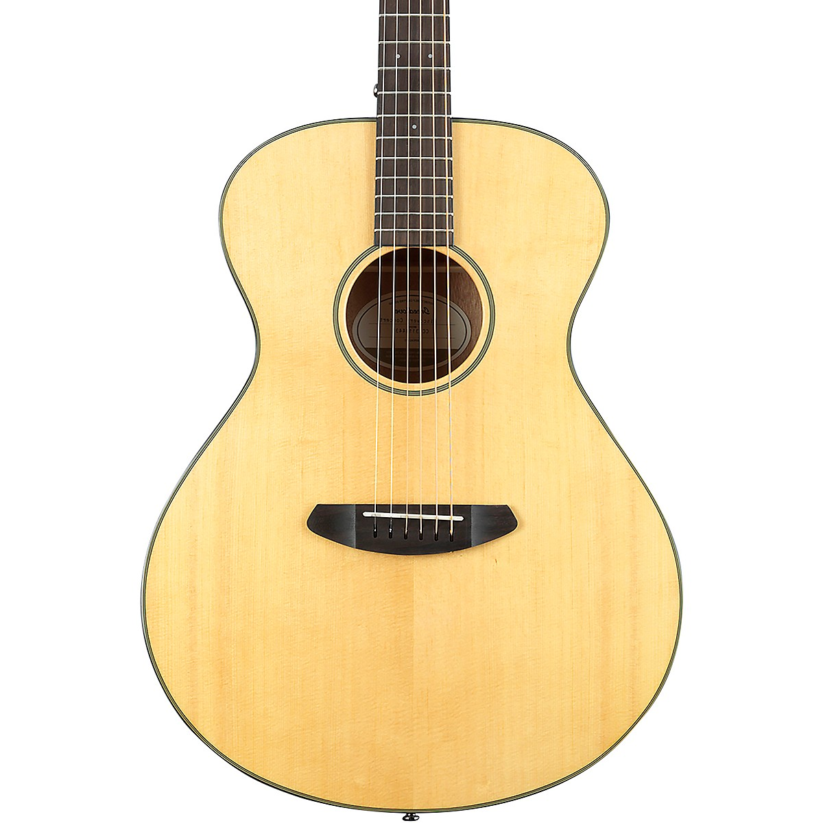 Breedlove Discovery Concert Left-Handed Acoustic Guitar