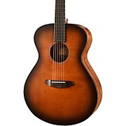 Discovery Concert Sitka Spruce-Mahogany Acoustic Guitar Bourbon Burst