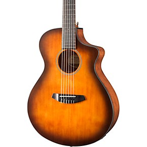 breedlove discovery concert with englemann spruce top nylon string acoustic electric guitar. Black Bedroom Furniture Sets. Home Design Ideas