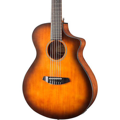 Breedlove Discovery Concert with Englemann Spruce Top Nylon String Acoustic-Electric Guitar