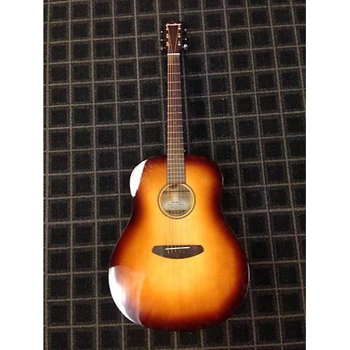 Breedlove Discovery Maple Dreadnought 2 Color Sunburst Acoustic Guitar