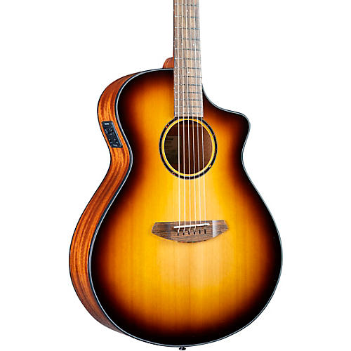 Breedlove Discovery S CE Red cedar-African Mahogany Concert Acoustic-Electric Guitar
