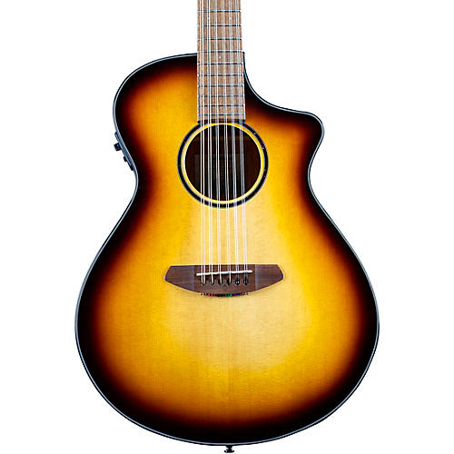 Breedlove Discovery S CE Sitka-African Mahogany Concert 12-String Acoustic-Electric Guitar