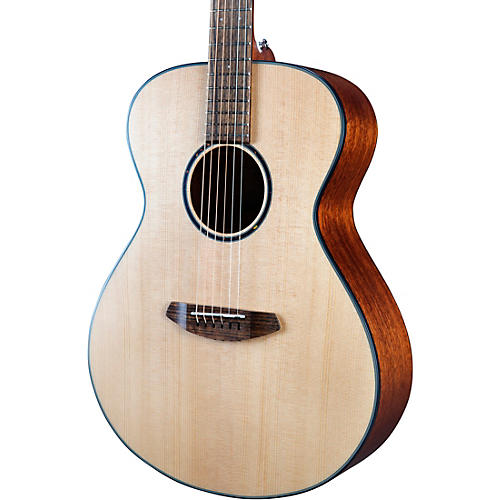 Breedlove Discovery S Sitka-African Mahogany Concert Acoustic Guitar
