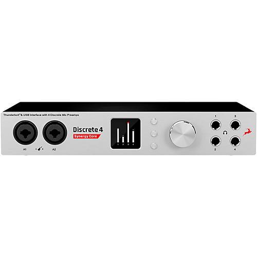 Antelope Audio Discrete 4 Synergy Core Audio Interface