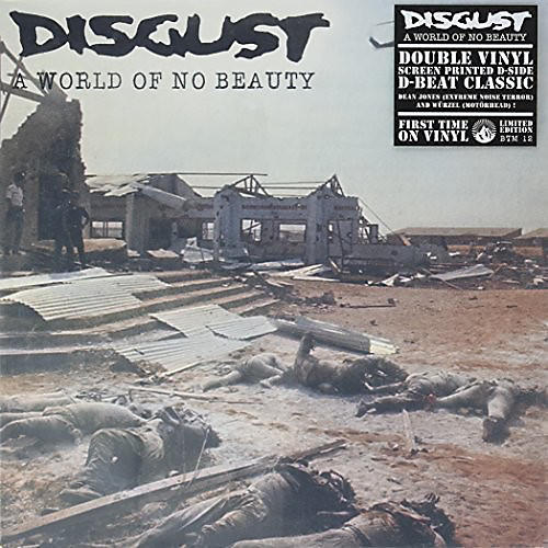 Alliance Disgust - World Of No Beauty
