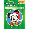 Hal Leonard Disney Christmas Songs Recorder Series Softcover thumbnail