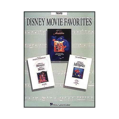 Hal Leonard Disney Movie Favorites for Trumpet