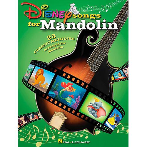 Hal Leonard Disney Songs For Mandolin