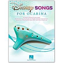 Hal Leonard Disney Songs for Ocarina - Ocarina Songbook