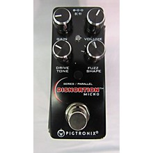 Pigtronix Disnortion Micro Effect Pedal