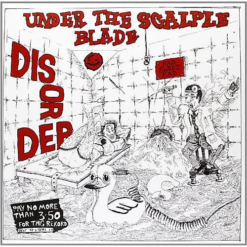 Alliance Disorder - Under the Scalpel Blade