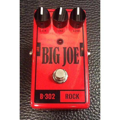 Big Joe Stomp Box Company Distortion Effect Pedal