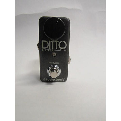 used tc electronic ditto looper pedal guitar center. Black Bedroom Furniture Sets. Home Design Ideas