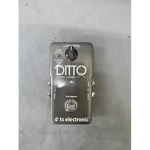 TC Electronic Ditto Stereo Pedal