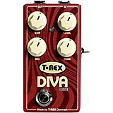 T-Rex Engineering Diva Overdrive Guitar Effects Pedal