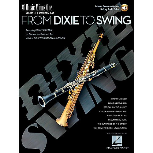 Hal Leonard Dixie To Swing Clarinet