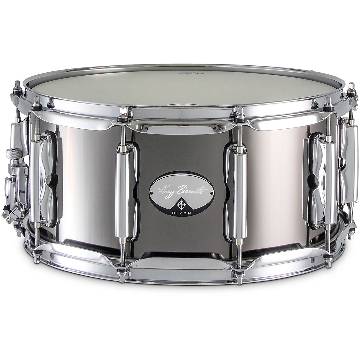 Dixon Dixon Signature Gregg Bissonette Steel Snare Drum