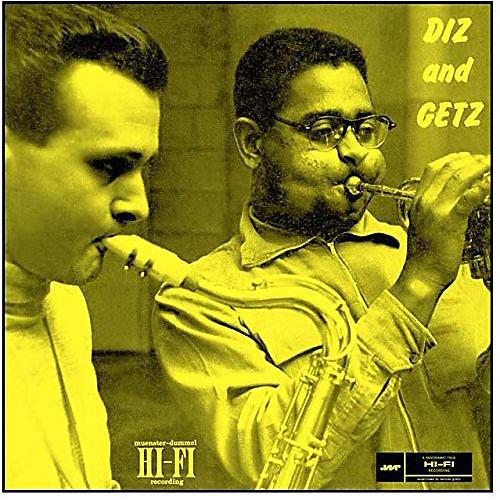 Alliance Dizzy Gillespie - Diz & Getz