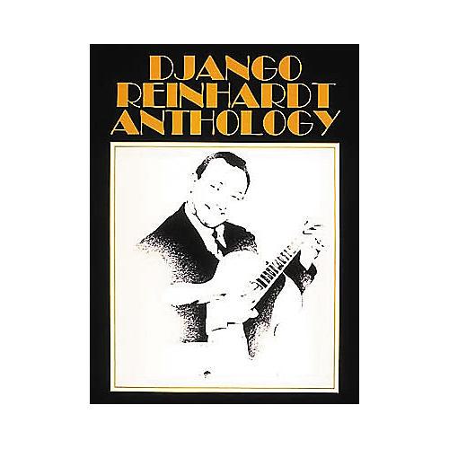 Hal Leonard Django Reinhardt Anthology Book