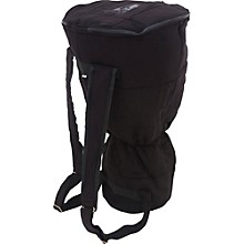 Djembe Bag and Shoulder Harness 13 in. Black