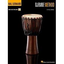 Hal Leonard Djembe Method Book/Online Video