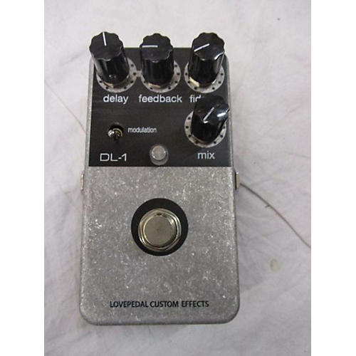 Lovepedal Dl1 Delay Effect Pedal