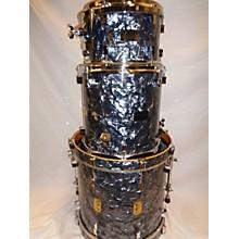 Pork Pie USA D'lux Black Oyster Drum Kit