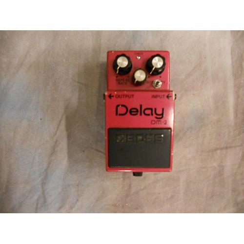 Boss Dm2 Effect Pedal
