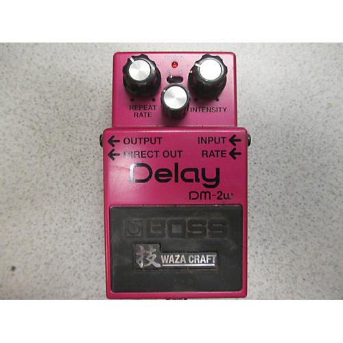 Boss Dm2w Effect Pedal