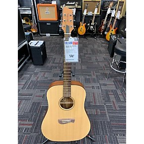 used tacoma dm9 acoustic guitar natural guitar center. Black Bedroom Furniture Sets. Home Design Ideas