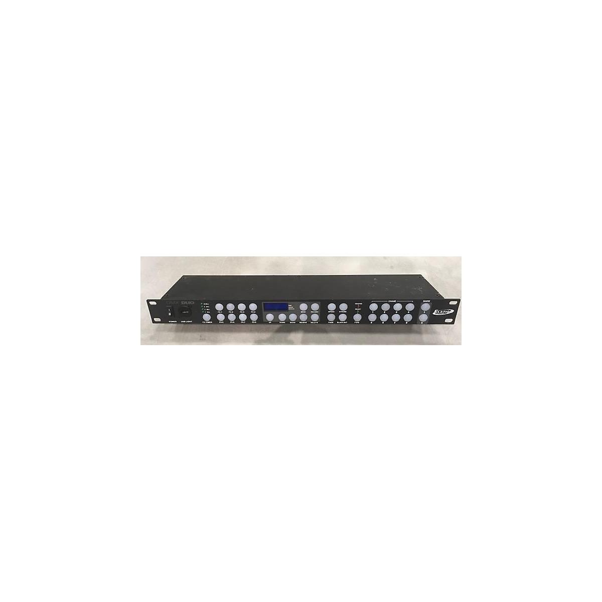 Elation Dmx Duo Lighting Controller