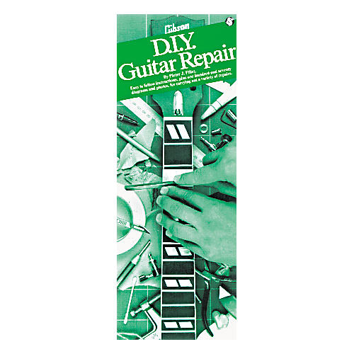 Music Sales Do It Yourself Guitar Repair Compact Reference (Book)