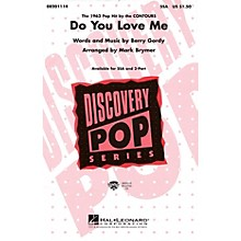Hal Leonard Do You Love Me ShowTrax CD by The Contours Arranged by Mark Brymer
