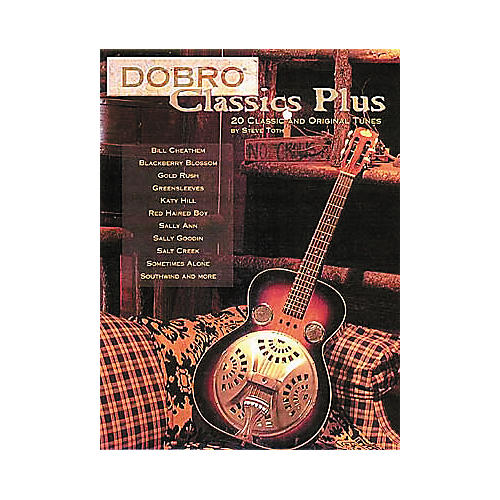 Centerstream Publishing Dobro Classics Plus Book with CD