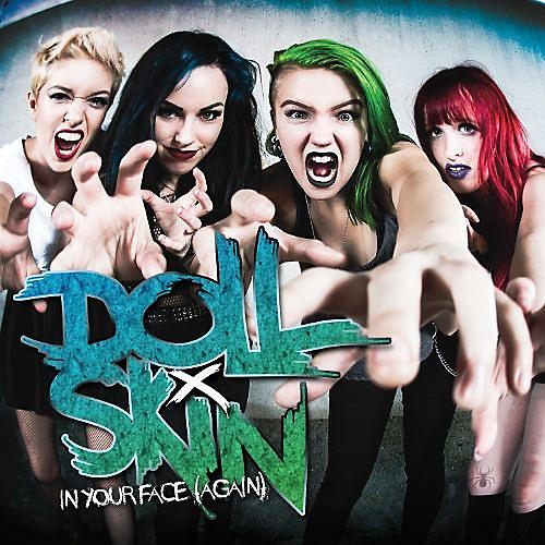 Alliance Doll Skin - In Your Face (again) (green)