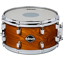 Dominion Birch Snare Drum with Ash Veneer 13 x 7 in. Gloss Natural